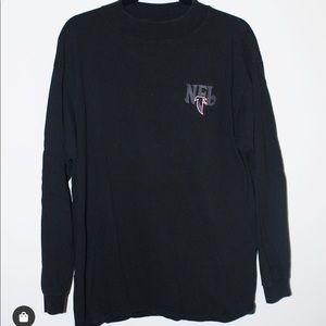 Vintage nfl Atlanta Falcons long sleeve shirt